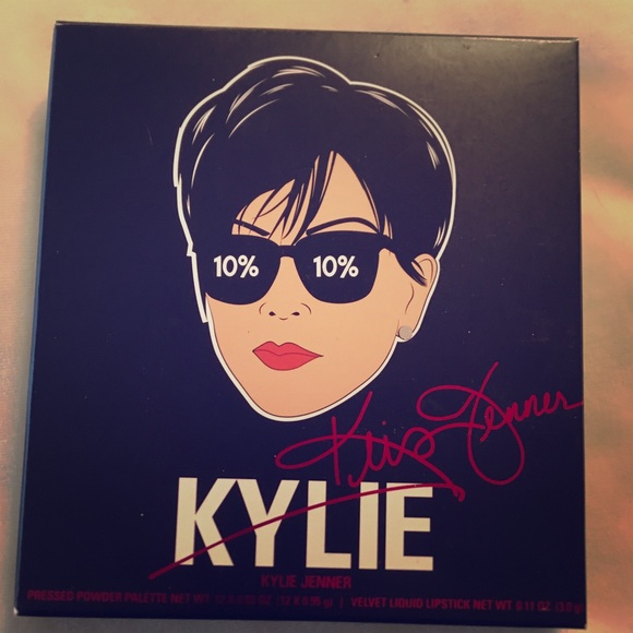 Kylie Cosmetics Other - Kylie x Kris Jenner Momager Kit